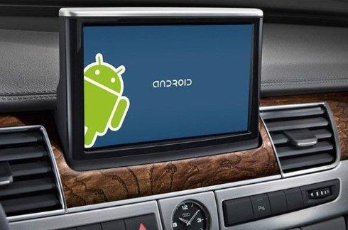 Google внедрит в автомобиль версию Android
