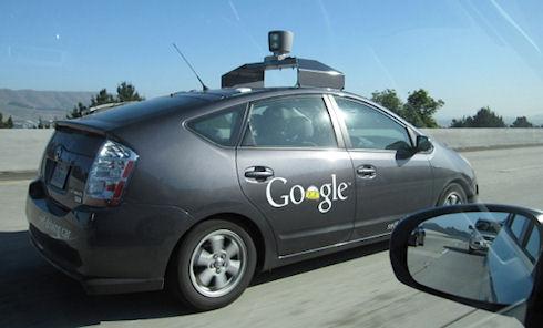 Google выпустит собственное авто?