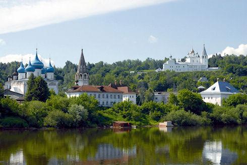 Гороховец – городок, затерявшийся во времени