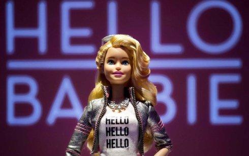 Говорящую Барби обвинили в шпионаже