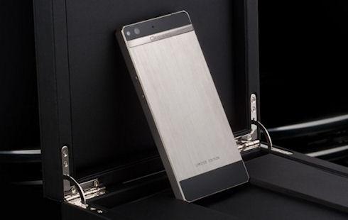 Титановый Regal R1 за 3 тысячи долларов от Gresso