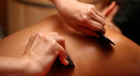 Гуаша массаж и ботокс в глаза — кратчайший путь решения проблем