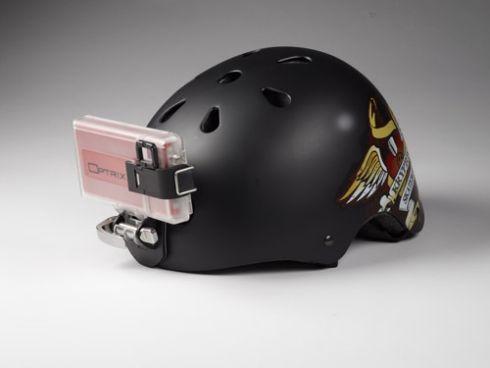 HD камера на шлем из вашего iPhone