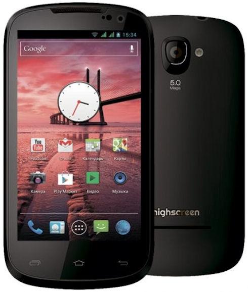 Доступный 2-ядерный смартфон с dual-SIM