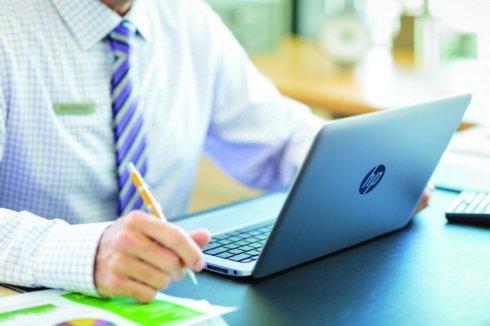 У «яблочного» MacBook Air появился конкурент -  EliteBook Folio 1020 от HP