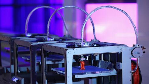 Компания Hewlett-Packard планирует сделать принтеры для 3D печати быстрее