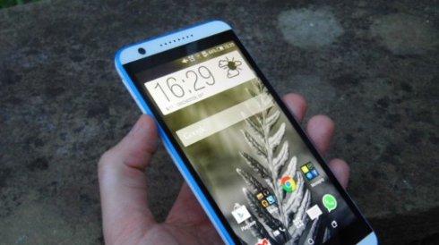 Презентация смартфона с раздвоением «личности» от HTC