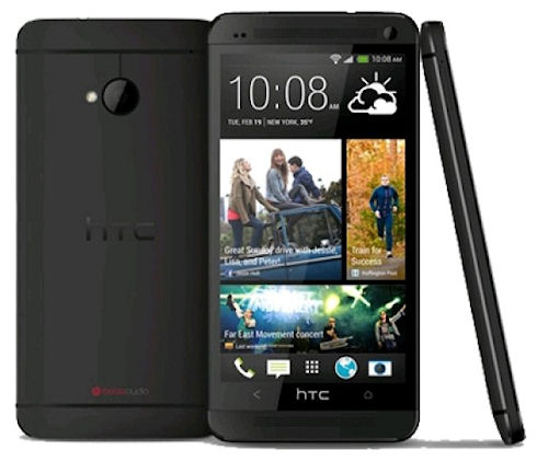 HTC One (32 Gb) – богатый функционал в металлической оболочке