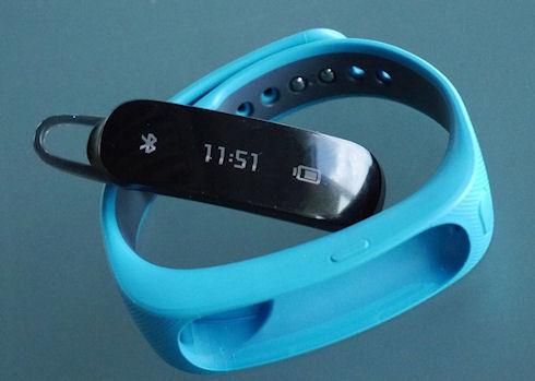 Huawei готовит к выпуску новое поколение смарт-браслета TalkBand