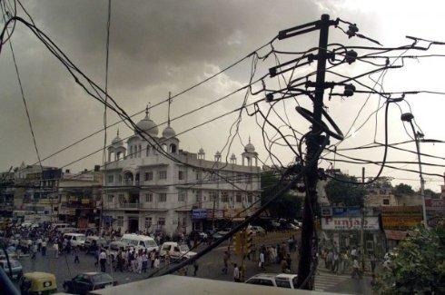 В IBM придумали как стабилизировать городские электросети Индии