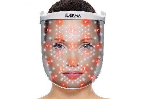 iDerma — «умная маска», которая поможет попрощаться с морщинами