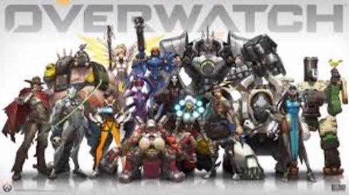Игра Overwatch
