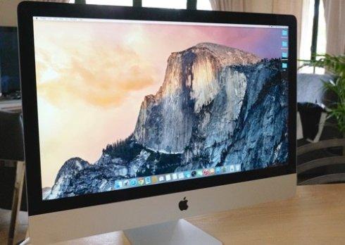 Apple разработала iMac с 27-дюймовым дисплеем Retina