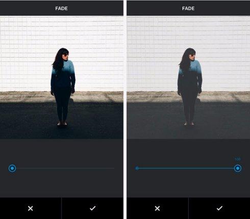 Instagram разнообразили новыми фильтрами