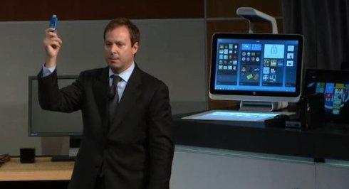 Презентация мини-компьютеров размером с флешку от Intel