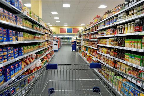 Особенности разработки интерьера продуктового магазина