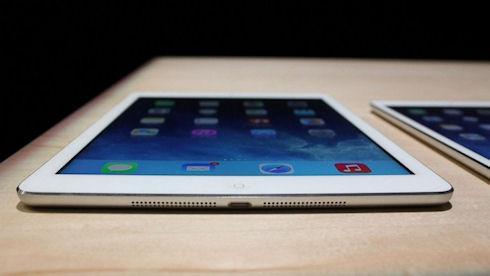 iPad Air – нет предела совершенству