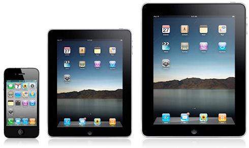 iPad Mini предназначен для детей