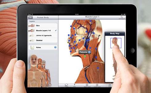 iPad нашёл применение в медицине