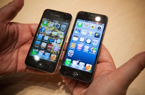 iPhone 5 или iPhone 4s - какой из этих смартфонов лучше?