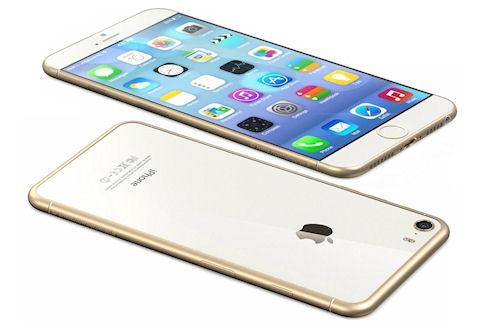 iPhone 6 и его влияние на стоимость акций Apple