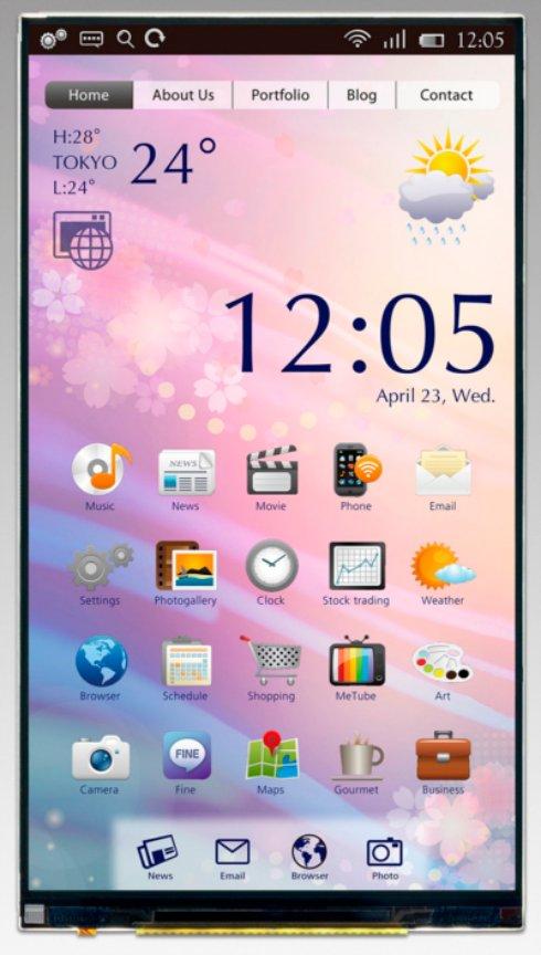 iPhone 6S Plus получит первый в мире 2K-экран с технологией in-cell