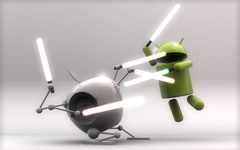 iPhone против Android: королевская битва