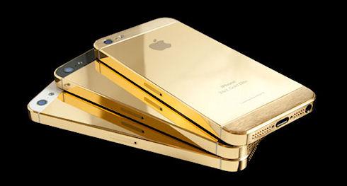 В интернете были замечены iPhone 5S, iPhone Lite и iPhone 5S в золотистом корпусе