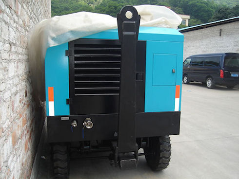 Использование строительных и промышленных компрессоров
