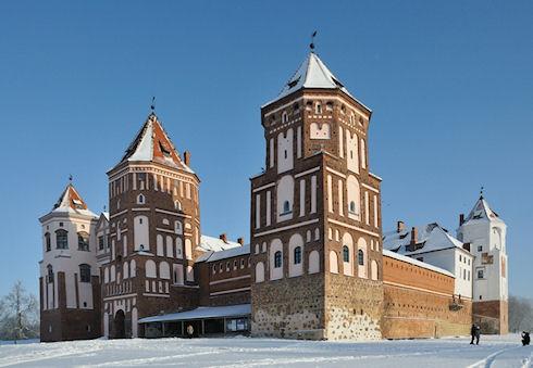 Исследуем туристические страны Европы: Белоруссия