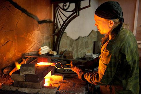 История художественной ковки в России