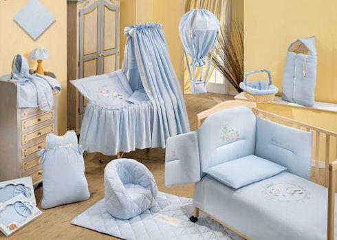 Кроватка-люлька Italbaby Royal Aurora