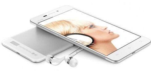 Ivvi отберёт звание самого тонкого смартфона у Vivo X5 Mаx