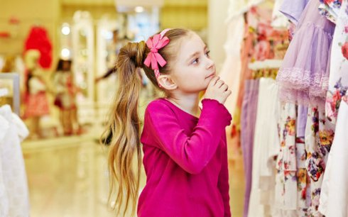 Из чего делают детскую одежду