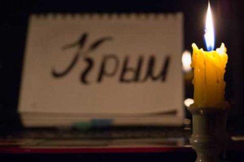 Из-за штормового ветра без света осталось 36 крымских сел