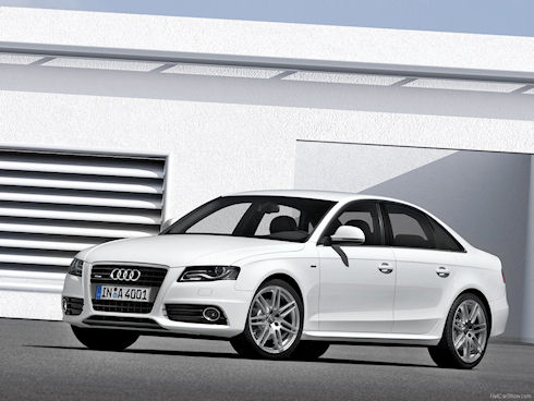 Изменения в Audi A4