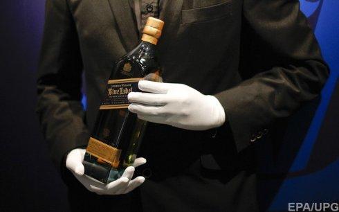 Изобретены «умные» бутылки для виски
