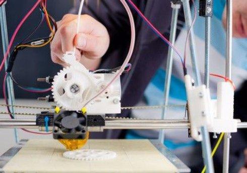Изобретён 3D-принтер для распечатки молекул