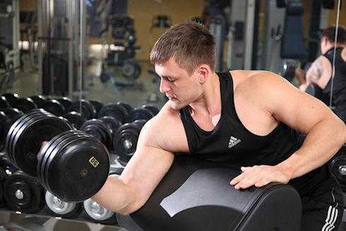Как нарастить мышечную массу?
