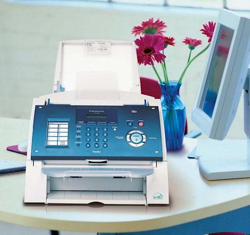 Как отправить факс?