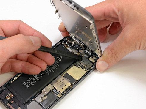 Как починить iPhone 5