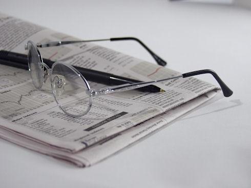 Как подать объявление в газету?