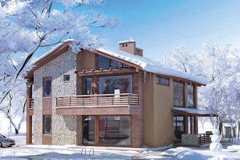 Как подготовить дом к зиме?