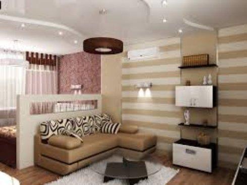 Как правильно зонировать гостиную