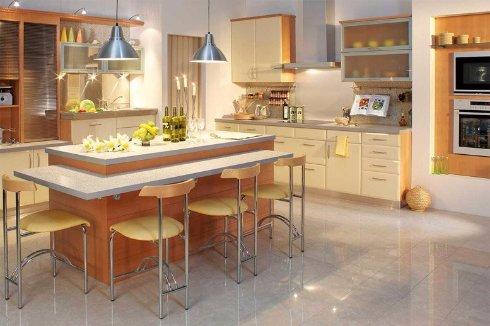Как самостоятельно сделать ремонт на кухне?