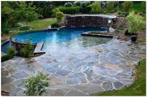 Как выбрать место для бассейна
