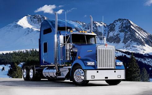 Как взять в кредит грузовик