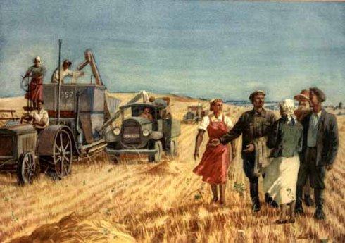 Какая польза в селе от фермера?