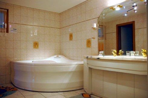 Какие бывают ванные комнаты