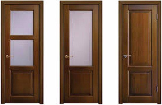 Какие двери предпочитаете?